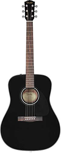 Fender CD-60 V3 DS BLK WN...