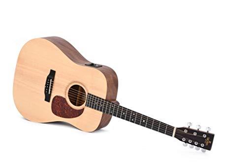 Western-Gitarre Sigma DM7E 7-Saiter...