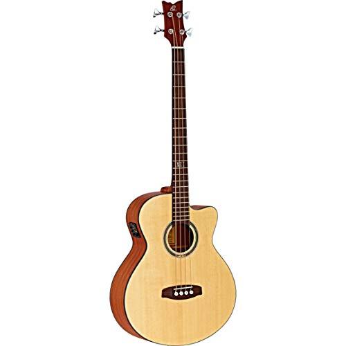 Ortega D538-4 4-Saiter Akustik Bass...