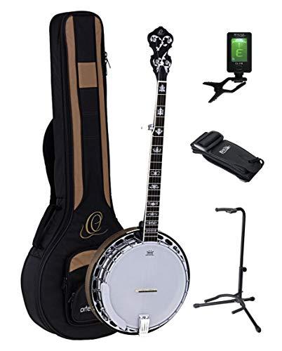 Ortega OBJ750-MA Falcon Banjo Nat....