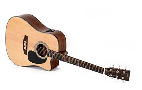 Western-Gitarre Sigma DMC-1STE