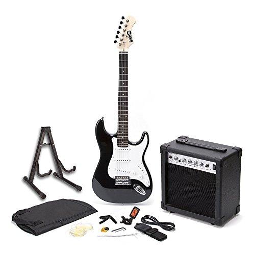 RockJam voller Größe E-Gitarre...