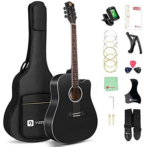 Vangoa 4/4 Akustik Gitarre Volle...