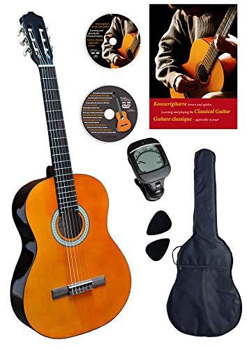 Konzertgitarre 4 4, Clifton,...