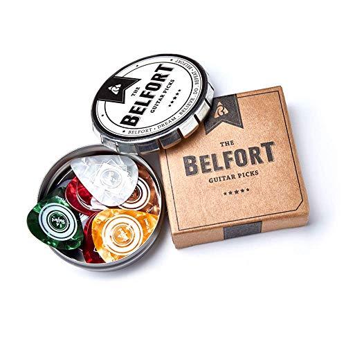 BELFORT® 20 hochwertige Plektren...