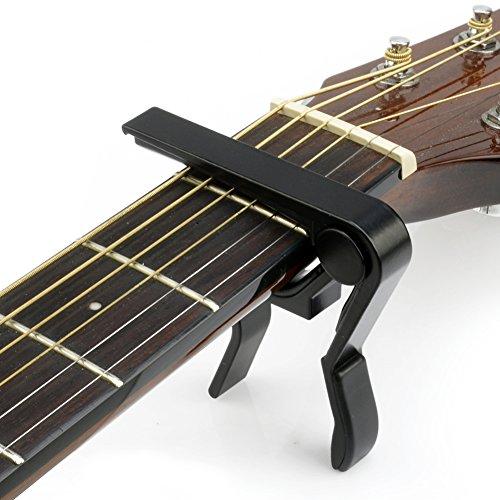 Einhand Gitarre Kapodaster Capo...