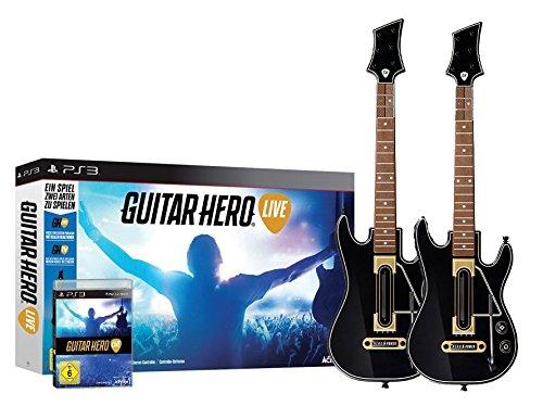 Guitar Hero - Live inklusive 2 x...
