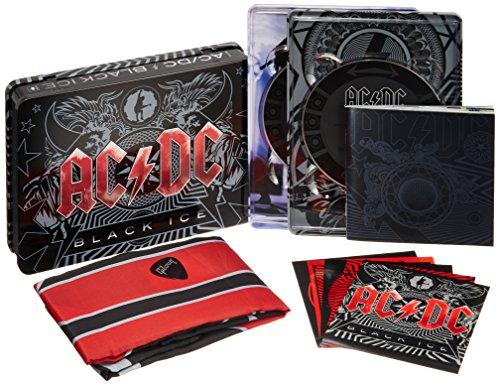 AC/DC - Black Ice - Steelbox inkl....