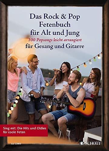 Das Rock & Pop Fetenbuch für Alt...