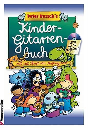 Peter Burschs Kinder-Gitarrenbuch:...