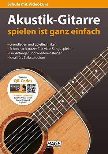 Akustik-Gitarre spielen ist ganz...