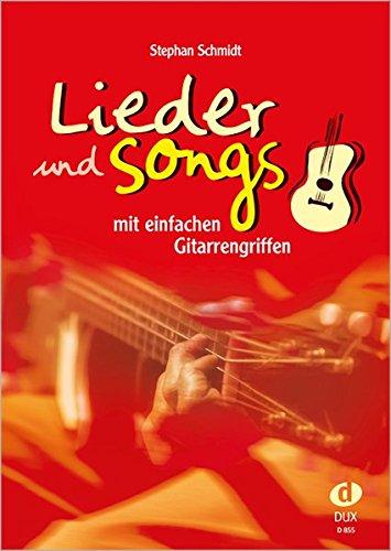Lieder & Songs mit einfachen...