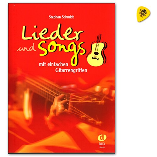 Lieder and Songs mit einfachen...