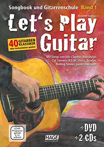 Let's Play Guitar: Songbook und...