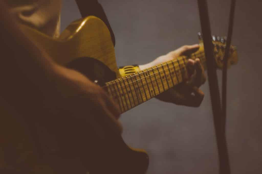 Gitarrensaite