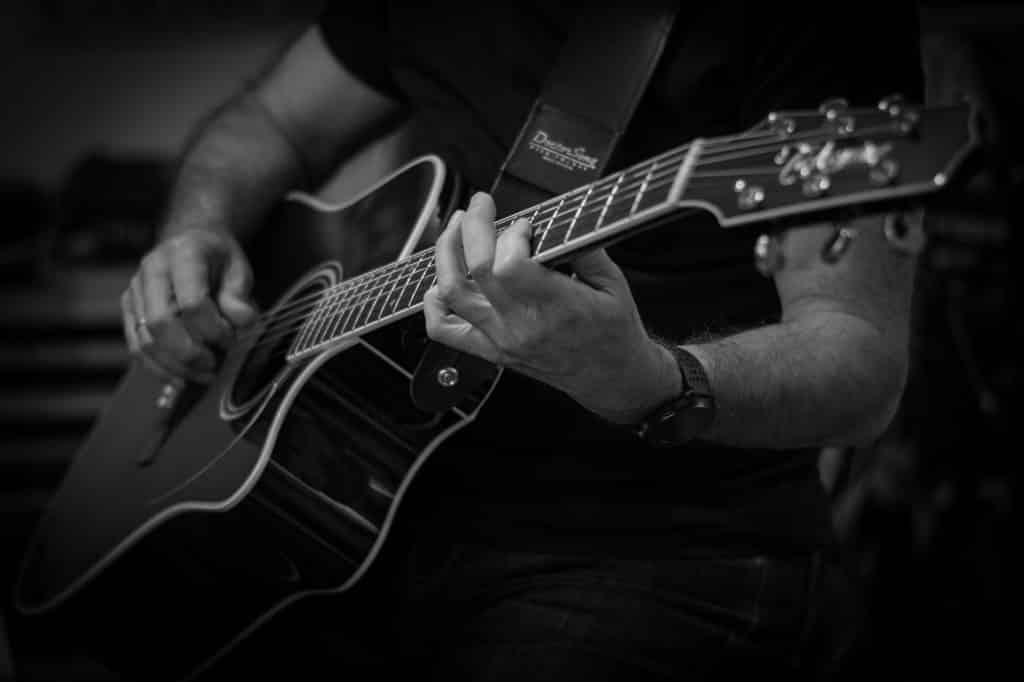 Gitarrengriffe