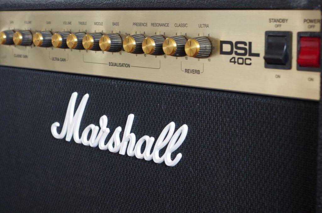 Gitarrenverstärker Marshall