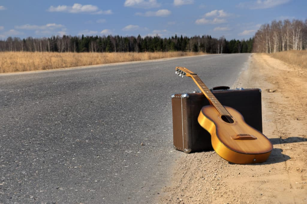 Reisegitarre